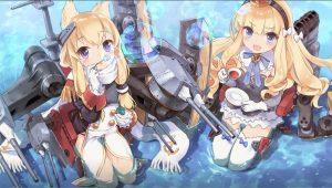 碧蓝航线Azur Lane-少女养成,即时海战-卡通图29