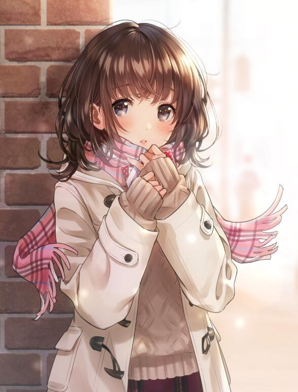 Morikura En二次元美少女插画-17