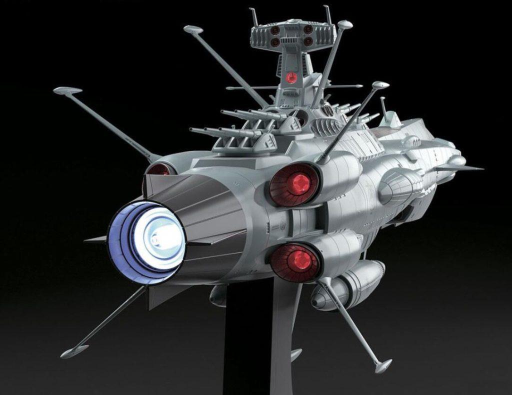 著名日本动画作品《宇宙战舰大和号》卡通图片-11