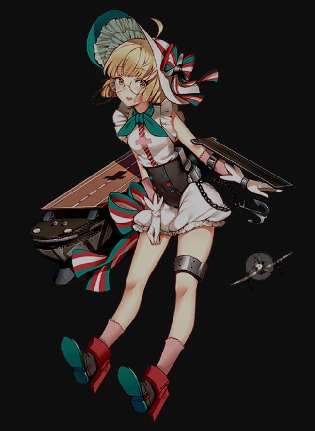 【战舰少女】唯美黑底个人-37