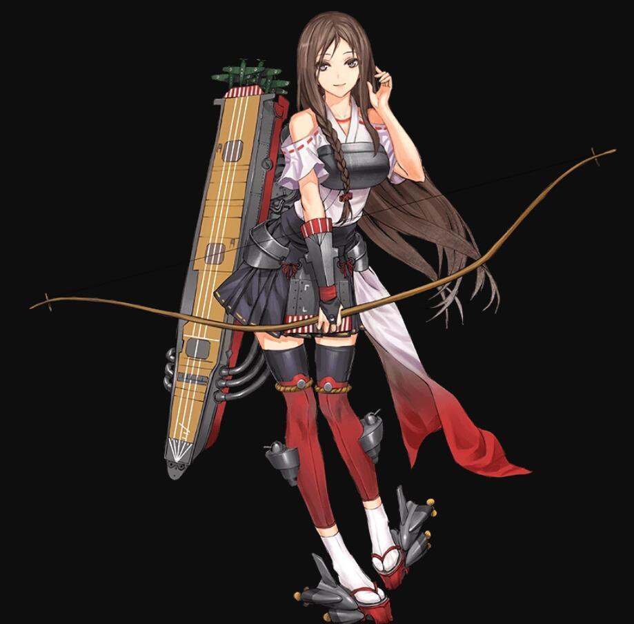 【战舰少女】唯美黑底个人-38