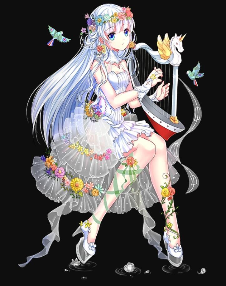 【战舰少女】唯美黑底个人-4