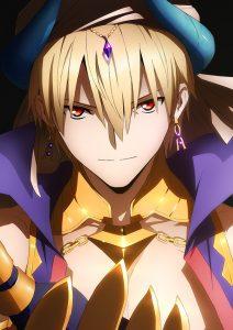 《Fate/Grand Order 绝对魔兽战线巴比伦尼亚》吉尔伽美什
