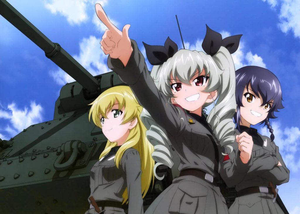《少女与战车》历史卡图-2