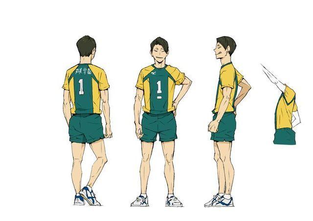 Tomi高中队长兼少将(CV:和月和幸)
