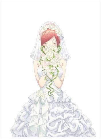 五等分的花嫁-婚纱-2