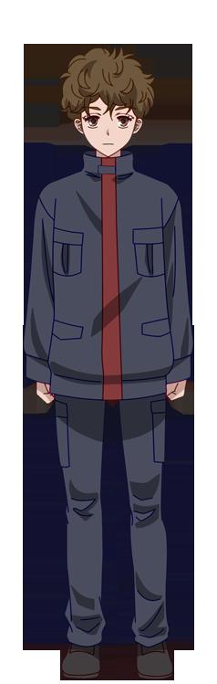 《7SEEDS 幻海奇情》男生卡通头像-10