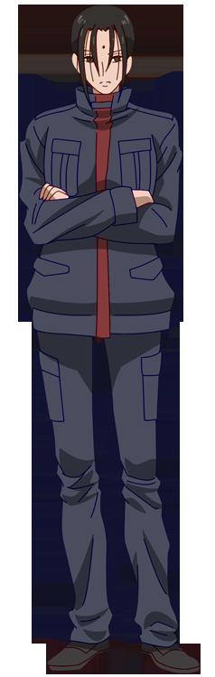 《7SEEDS 幻海奇情》男生卡通头像-11