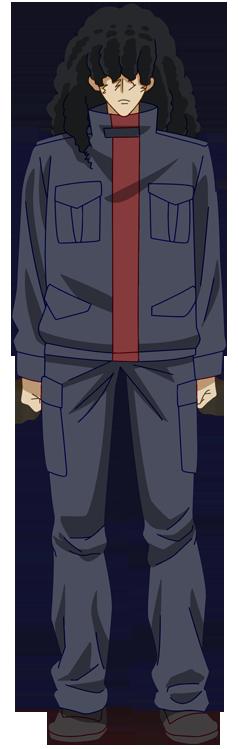 《7SEEDS 幻海奇情》男生卡通头像-12