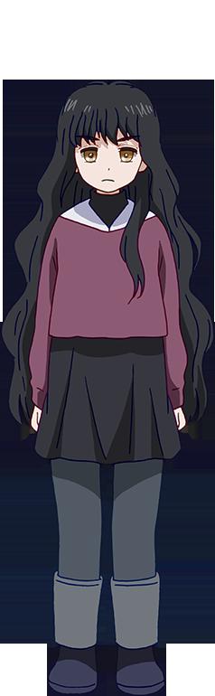 《7SEEDS 幻海奇情》女生卡通头像-14