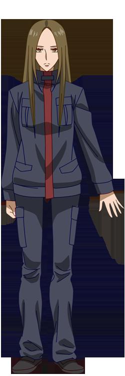《7SEEDS 幻海奇情》女生卡通头像-15