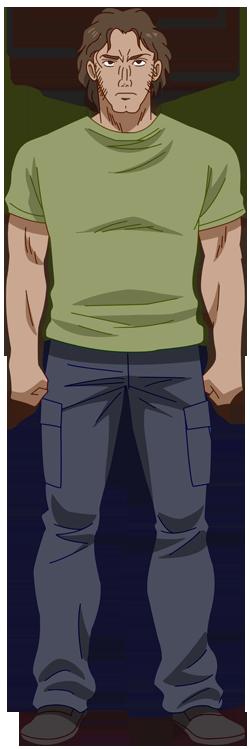 《7SEEDS 幻海奇情》男生卡通头像-16