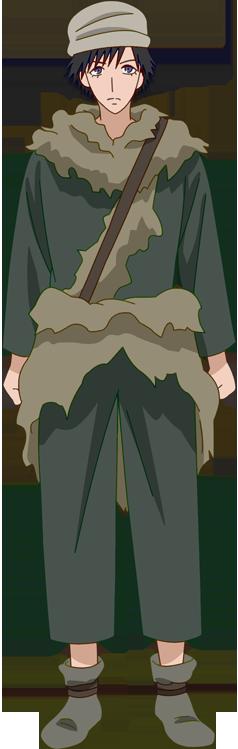 《7SEEDS 幻海奇情》男生卡通头像-18