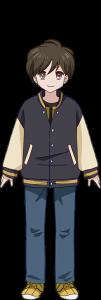 《7SEEDS 幻海奇情》男生卡通头像-19