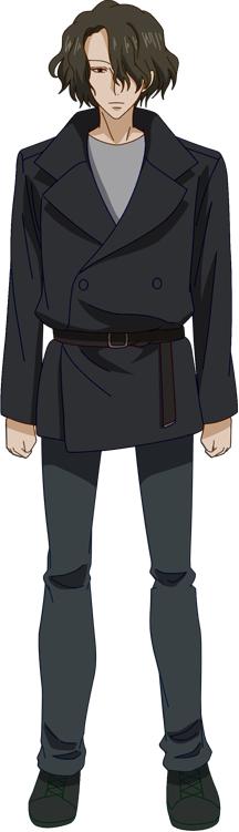 《7SEEDS 幻海奇情》男生卡通头像-3