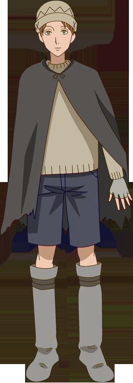 《7SEEDS 幻海奇情》男生卡通头像-21