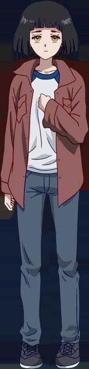 《7SEEDS 幻海奇情》女生卡通头像-8