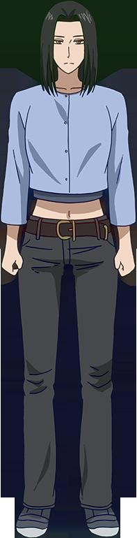 《7SEEDS 幻海奇情》男生卡通头像-9