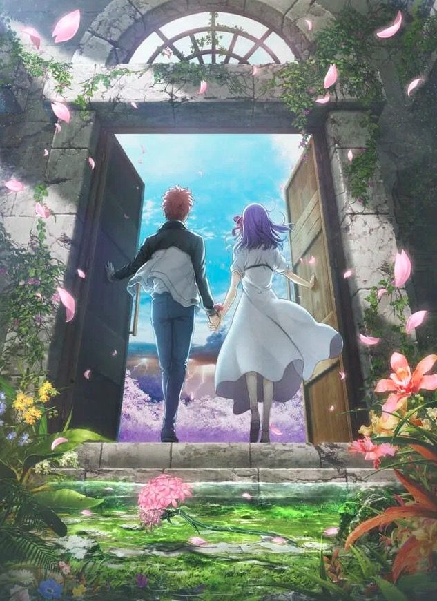 《Fate/stay night: Heaven's Feel III - Spring Song》视觉图4