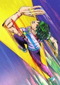 《岸边露伴一动不动》新作OVA动画「忏悔室」「THE·RUN」视觉绘公开。