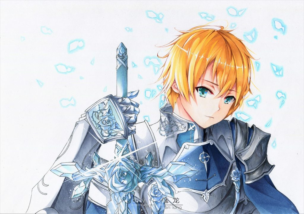 SAO Alicization War of Underworld