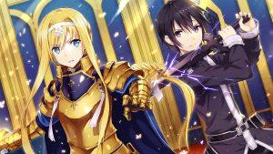 SAO Alicization War of Underworld