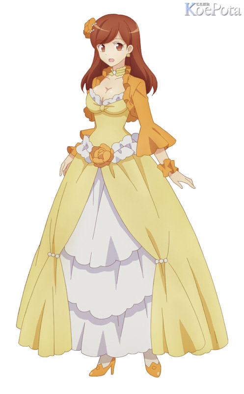 TV动画《转生成为了只有乙女游戏破灭Flag的邪恶大小姐》第二季制作决定