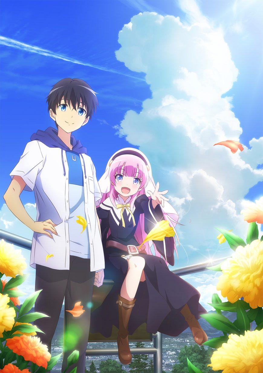 key社 x Aniplex x P.A.WORKS 原创企划电视动画《成为神之日》公开第一弹pv,将于2020年10月开播