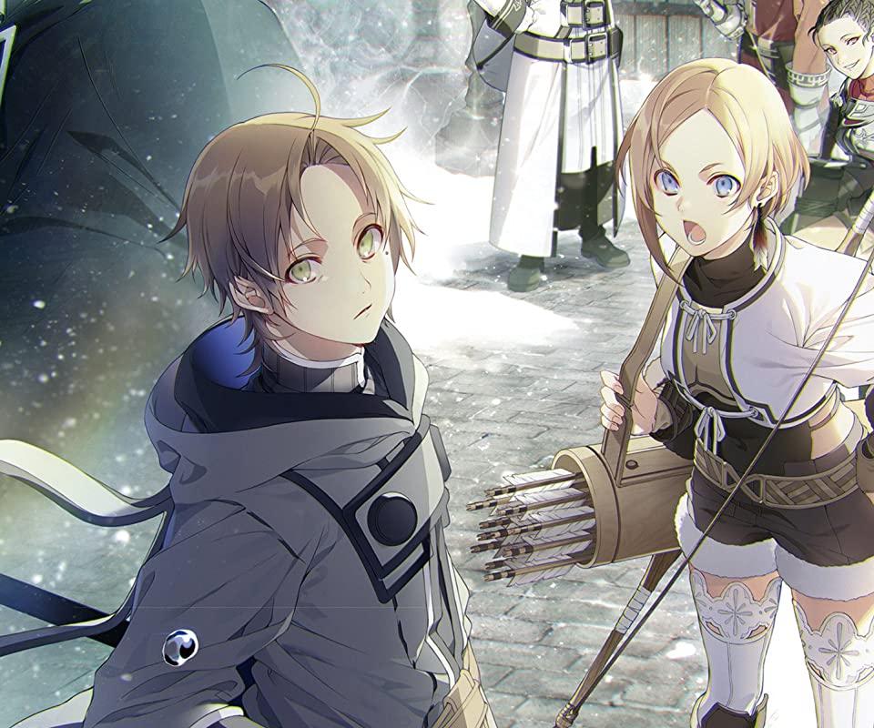 TV动画《无职转生》第二部分 PV公开,10月3日放送。