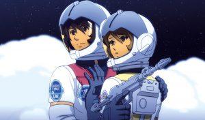 著名日本动画作品《宇宙战舰大和号》卡通图片-3