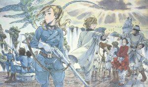 《空挺Dragons》漫画卡图-4