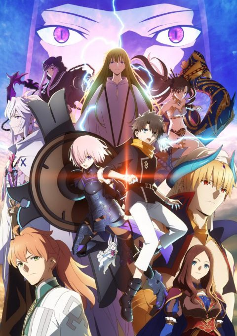电视动画《Fate/Grand Order 绝对魔兽战线巴比伦尼亚》