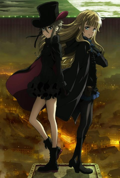 Princess Principal Crown Handler