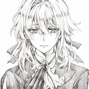 紫罗兰永恒花园-唯美卡图-5