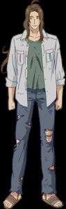 《7SEEDS 幻海奇情》男生卡通头像-20