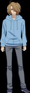 《7SEEDS 幻海奇情》男生卡通头像-7