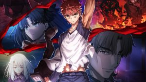 《Fate/stay night: Heaven's Feel III - Spring Song》视觉图3